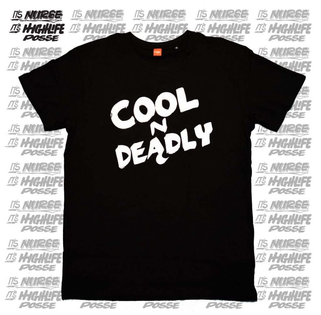 T-Shirt Cool n Deadly