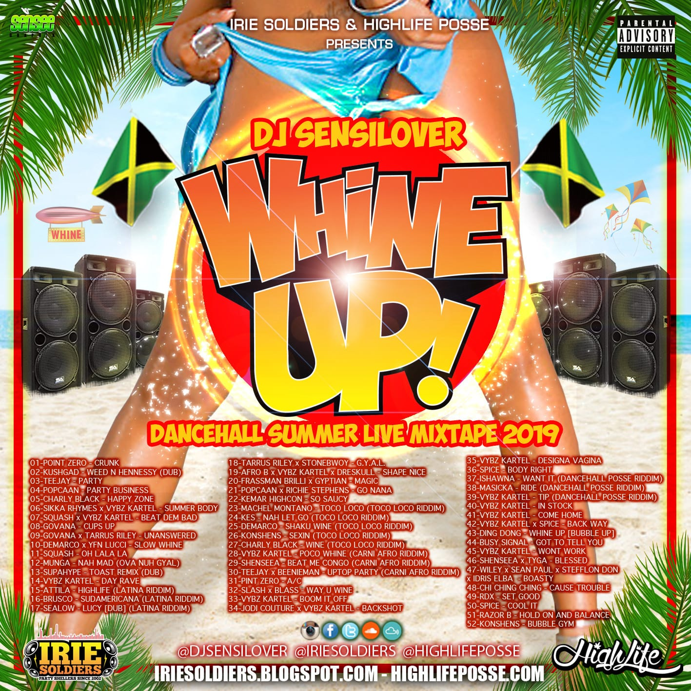 WHINE UP 2019(MIXTAPE COVER)-min